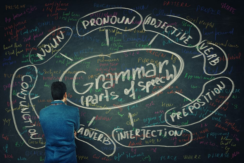 Learn language structure